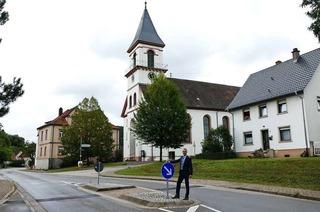 Stadtrundfahrt mit den Bürgermeisterkandidaten – diesmal Jürgen Rein aus Herbolzheim