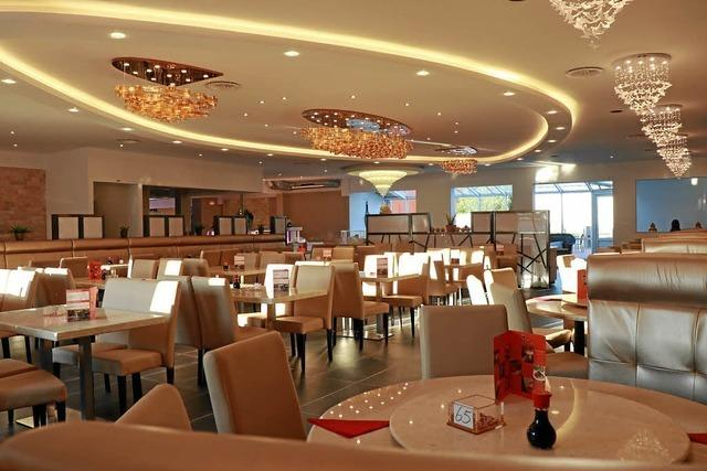 China-Restaurant Ginza (Wallbach)