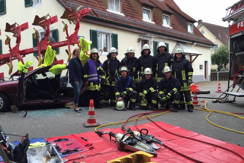 Feuerwehrhaus Wettelbrunn - Staufen