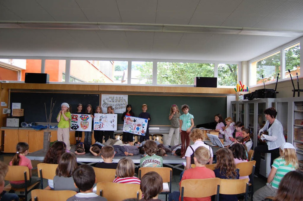 Grundschule Niederhof - Murg