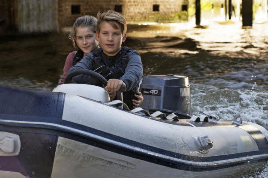 """""""Ein richtiger Abenteuerfilm"""" - Badische Zeitung TICKET"""