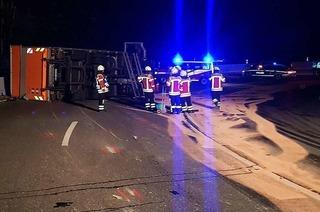 B31 nach schwerem Unfall im Höllental wieder befahrbar