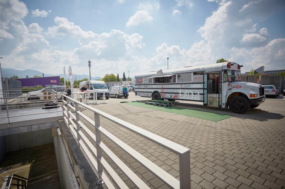 D'Bürkle Bus - Sasbach