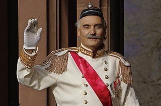 """""""Seine Majestät Großherzog Friedrich I. lässt bitten"""" in Badenweiler"""