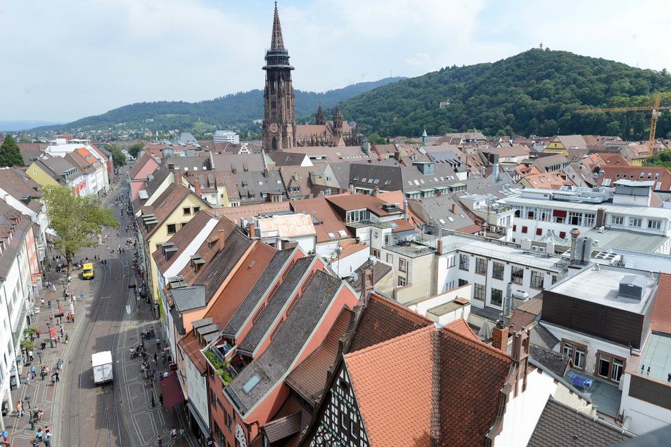 Innenstadt - Freiburg
