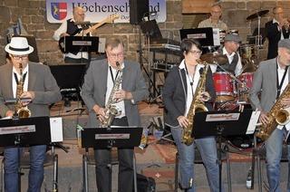 "Fanfarenzug Wutöschingen, Band ""Soundstoff"", ""Mary and the American"", ""PitPete"" in Wutöschingen"