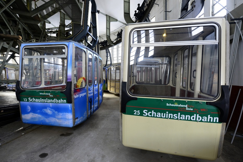 Talstation Schauinslandbahn - Horben