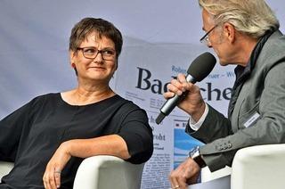 Leni Breymaier rätselt über die Verpuffung des Schulz-Effekts