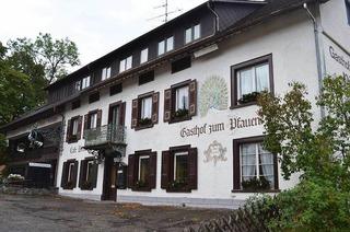 Gasthaus Pfauen (Kappel)