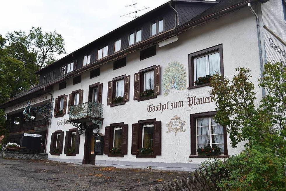 Gasthaus Pfauen (Kappel) - Lenzkirch