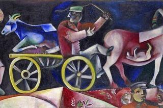 """Kunstmuseum Basel zeigt """"Chagall - Die Jahre des Durchbruchs 1911 bis 1919"""""""