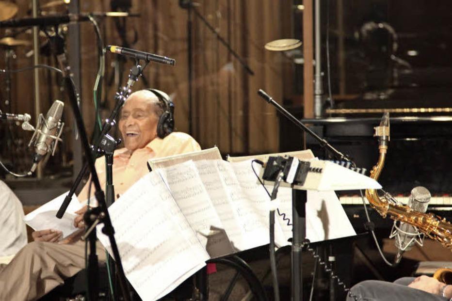 Sänger Jimmy Scott in der Doku - Badische Zeitung TICKET