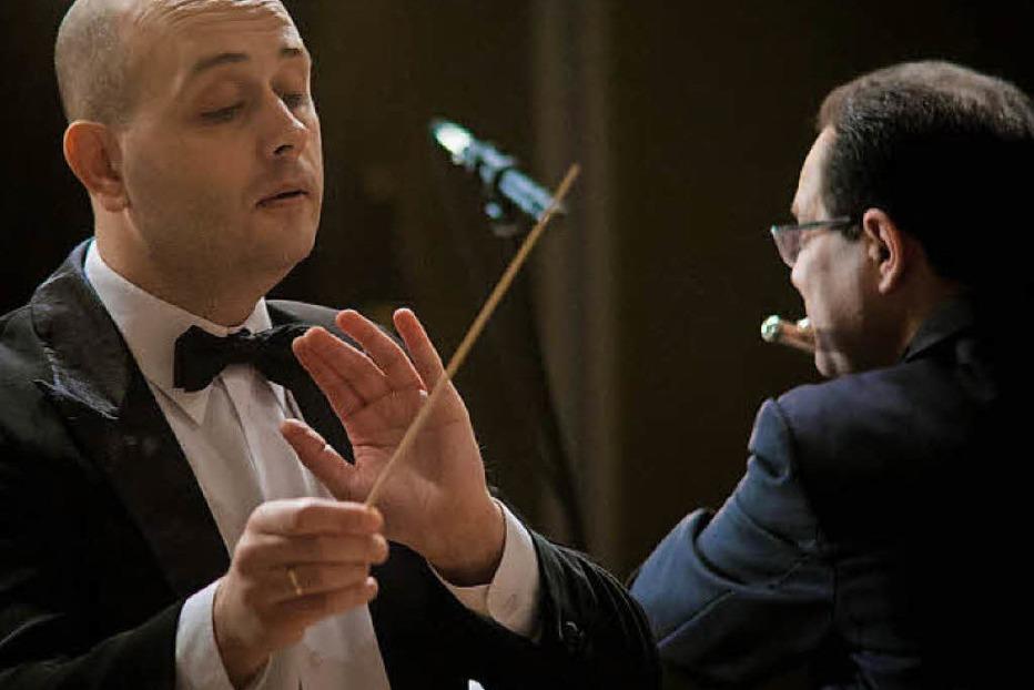 Philharmonisches Orchester Brest in Waldshut-Tiengen - Badische Zeitung TICKET