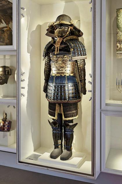 Museum Natur und Mensch zeigt restaurierte Rüstung der Edo - Badische Zeitung TICKET