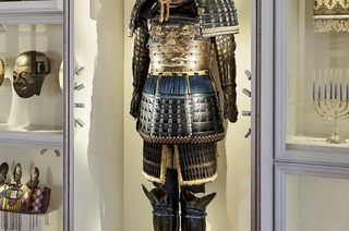 Museum Natur und Mensch zeigt restaurierte Rüstung der Edo