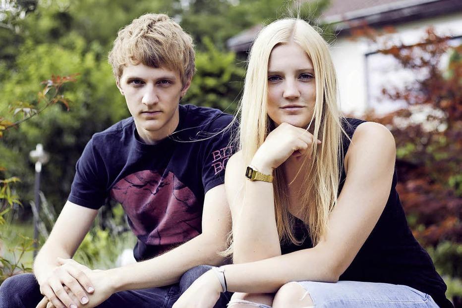 Oh Yeah Galaxie und die Geschwister Max & Jule im Offenburger Kik - Badische Zeitung TICKET