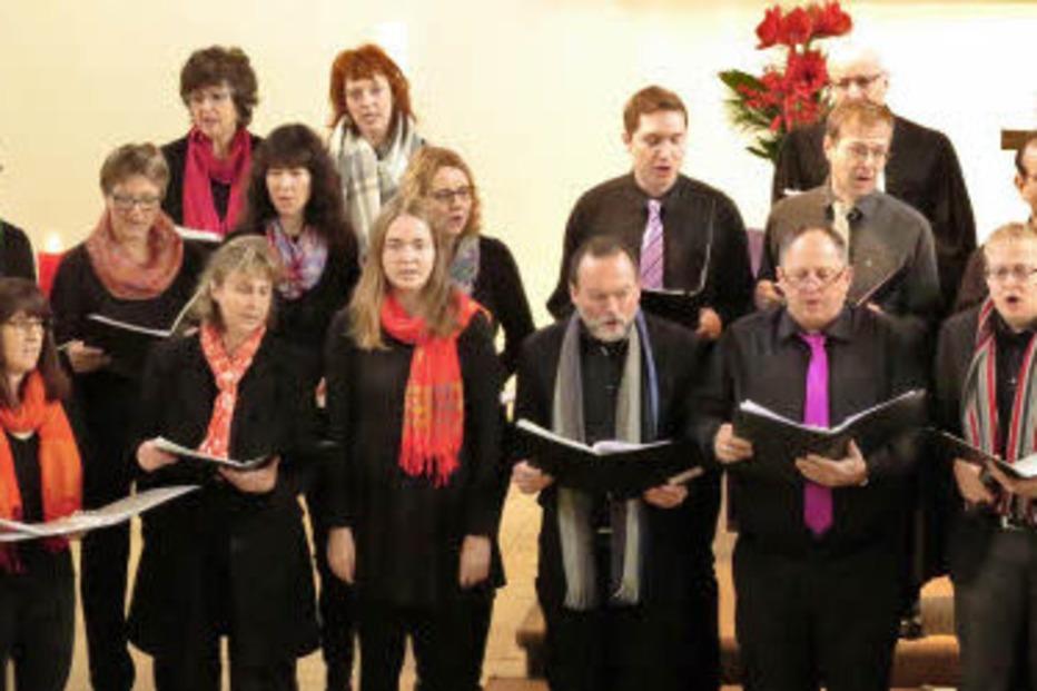 Schwarzwälder Gospel Singers in Neustadt - Badische Zeitung TICKET