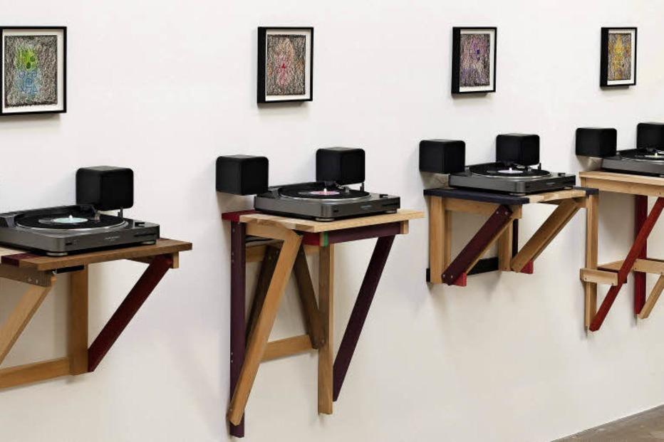 Die Kunsthalle Mulhouse zeigt Werke des Amerikaners Steve Roden - Badische Zeitung TICKET