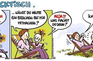 Lucy Backfisch: Langeweile