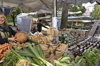 Der Wiehremer Bauernmarkt erfüllt viele Wünsche