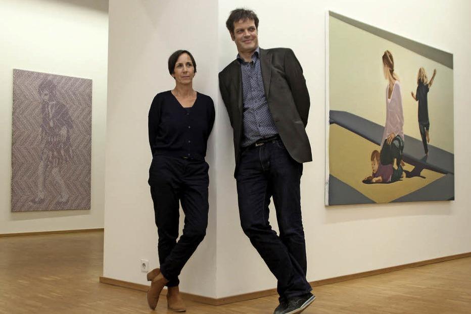 Der Kunstverein Offenburg zeigt Arbeiten von Ruth Bussmann und Andreas Lau - Badische Zeitung TICKET