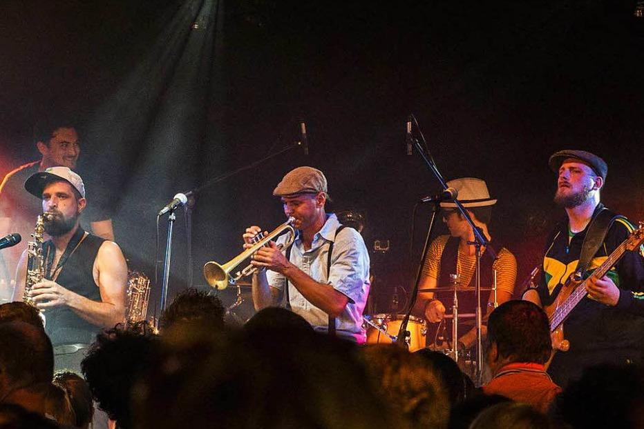 Das Jazzfestival Freiburg beginnt mit Konzerten regionaler Künstler - Badische Zeitung TICKET