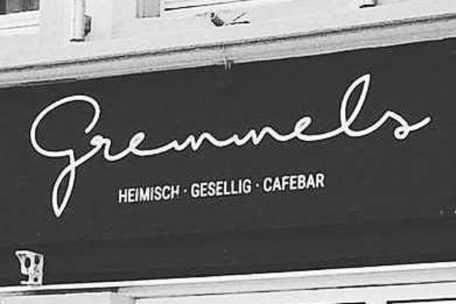 Cafébar Gremmels (geschlossen)