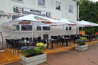 Wolfsbau Stadiongaststätte