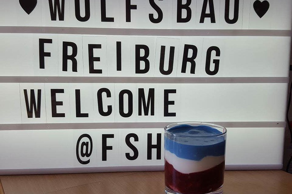 Wolfsbau Stadiongaststätte - Freiburg