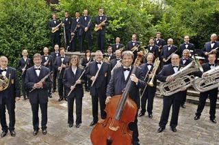 Landespolizeiorchester Baden-Württemberg in Grafenhausen