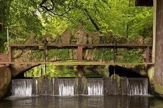 Spaziergang im Englischen Garten