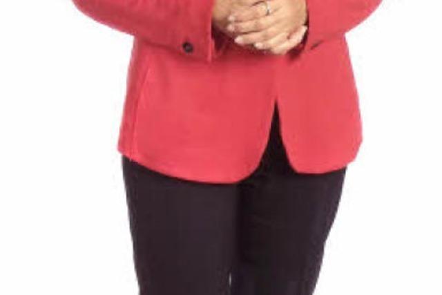 Rita Schwarzelühr-Sutter (SPD) im Wahlkreis 288 Waldshut