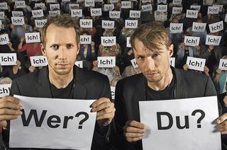 """Ohne Rolf mit neuem Programm """"Seitenwechsel"""" im Theater Fauteuil in Basel"""