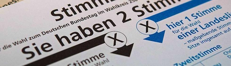 Bundestagswahl 2017: Der Kandidatencheck für den Wahlkreis Offenburg