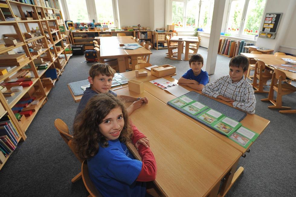 Grundschule Montessori Zentrum Angell - Freiburg