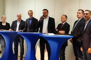 BZ-Speed-Dating mit Herbolzheimer Bürgermeisterkandidaten kommt an