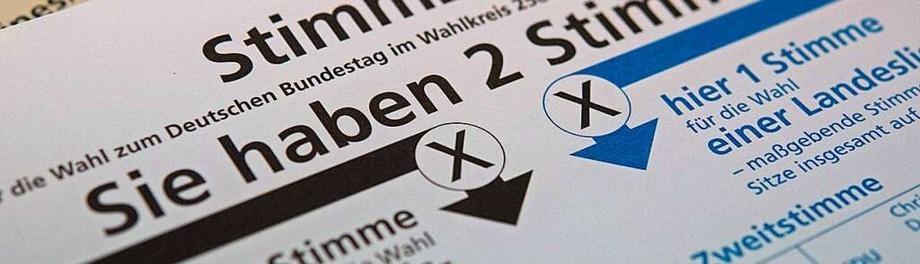 Bundestagswahl 2017: Der Kandidatencheck für den Wahlkreis Lörrach-Müllheim