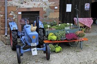 Der Förderverein und die Landfrauen laden nach Teningen ins Heimatmuseum