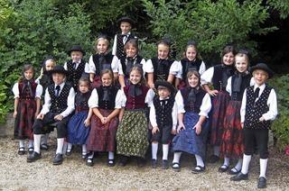 Heimatverein Kappel, Kinder-, Jugend-, Erwachsentanzgruppe in Kappel