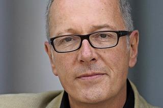 """Andreas Föhr liest in Lörrach aus """"Schwarzwasser"""""""