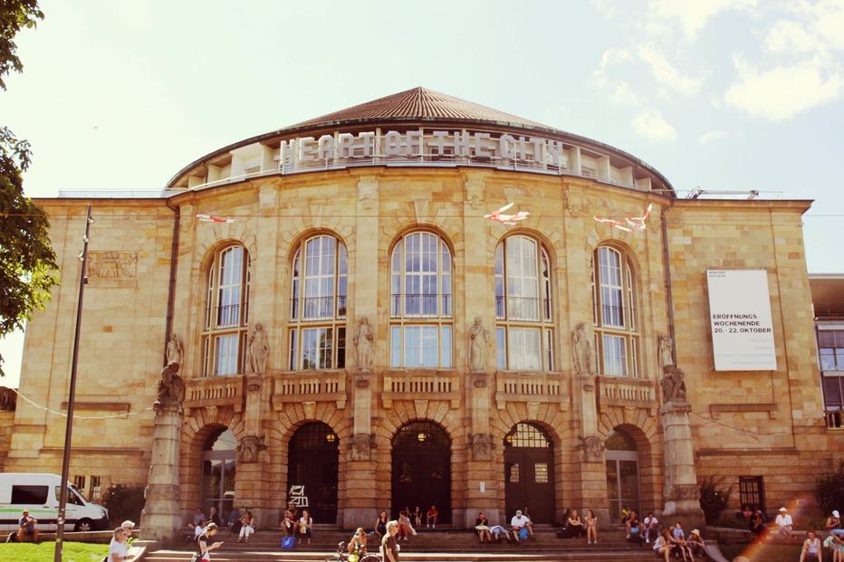 Stadttheater - Freiburg