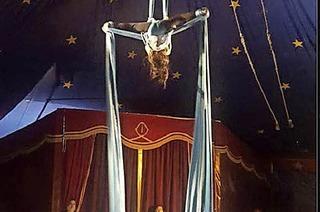 Zirkus Nock gastiert in Müllheim