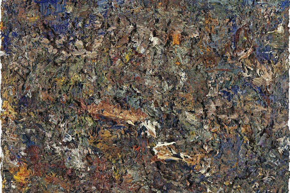 Die Sammlung Hurrle zeigt in Durbach einen Überblick über die Landschaftsmalerei nach 1945 - Badische Zeitung TICKET