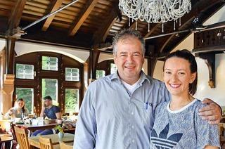 Freiburger Schloss-Café gilt wieder als heißer Ausgehtipp