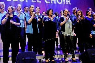 Konzert in der Oberrheinhalle Offenburg