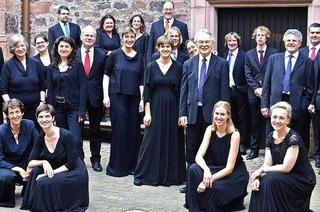 Freiburger Vokalensemble zu Gast in Müllheim