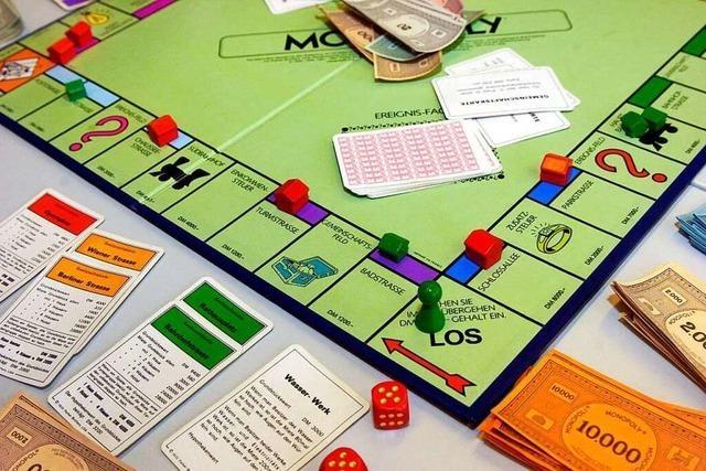 Monopoly-Verlierer beschwert sich bei Polizei