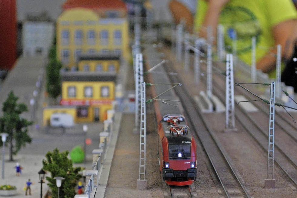 Modelleisenbahnclub Dreiländereck Lörrach - Lörrach