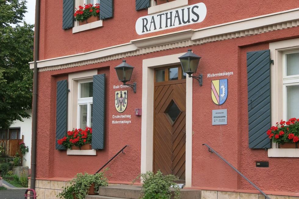 Rathaus Niederrimsingen - Breisach