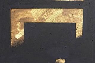 """Madeleine Dietz mit """"Verbergen - Entbergen"""" in der Galerie Stahlberger in Weil am Rhein"""